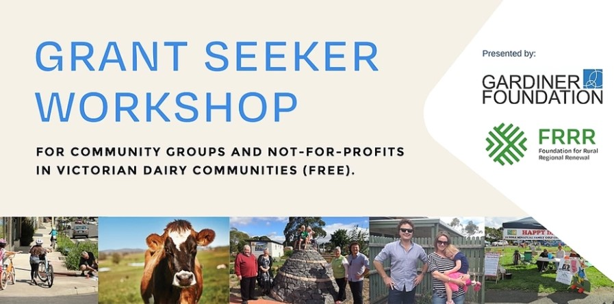 Grant Seeker Workshop Gardiner Foundation